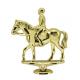 Лошадь со всадником