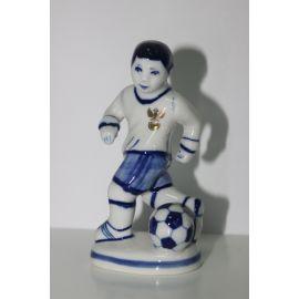 Керамическая статуэтка Форвард