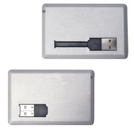 "USB flash-память ""Кредитка"" (4Gb)"