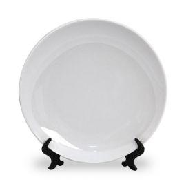 Тарелка керамическая белая 300 мм