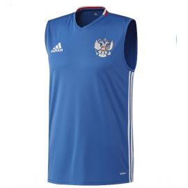 Майка тренировочная Cборная России Adidas синяя