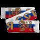 Шарф Россия (полиэстер)
