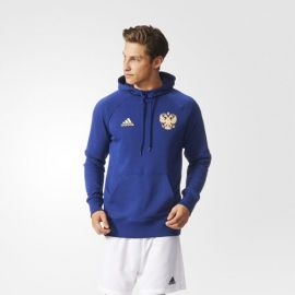 Худи Adidas Russia blue