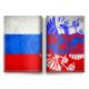 Обложка на паспорт РОССИЯ