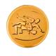 Эмблема EM6129 BM#A11-750