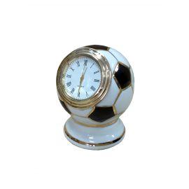 """Фарфоровые часы """"Мяч"""""""