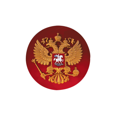 "Вкладыш ""Герб РФ"""