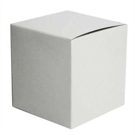 Коробка для кружки белая