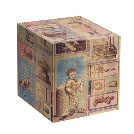 """Коробка для кружки """"Детские рамки"""""""
