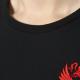 Футболка мужская черная Сборная России Adidas