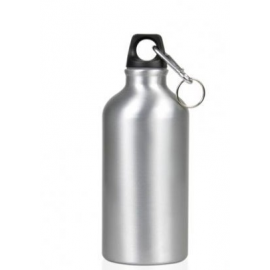 Бутылка спортивная металлическая