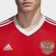 Домашняя игровая футболка сборной России