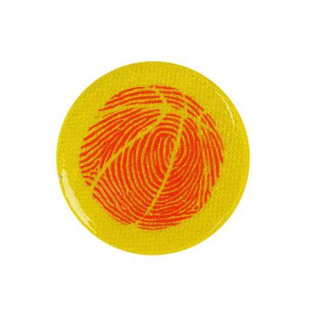 Значок желтый