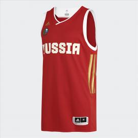 Игровая майка Сборная России мужская Adidas
