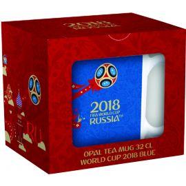 """Кружка """"Чемпионат мира 2018"""" (синий)"""