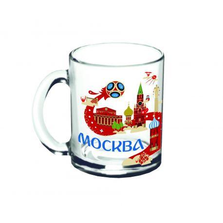 "Кружка ""Чайная"" 320 мл серия""Лукэндфил"""