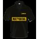 Поло черное FC PHYSTECH