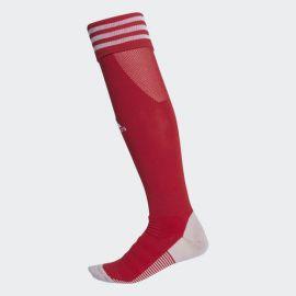 Футбольные гетры красные