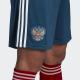 Гостевые игровые шорты сборной России