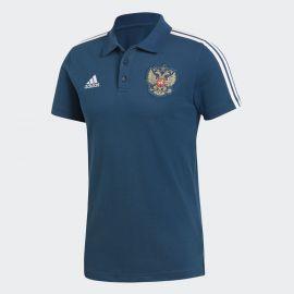 Поло Adidas Russia 3S Polo