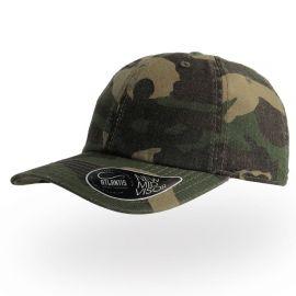 Бейсболка DAD HAT, 6 клиньев