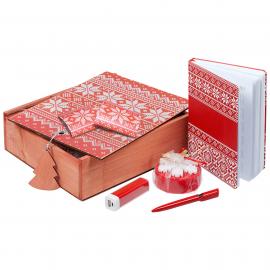 Подарочный новогодний набор «Деловой»