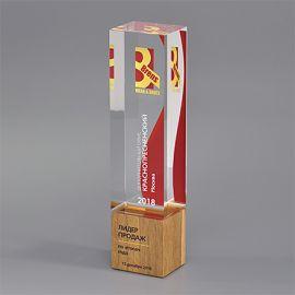 Награда из дерева WA006 L