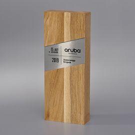 Награда из дерева WA010