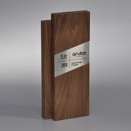 Награда из дерева WA022