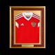 Футболка Сборной России в багетной раме