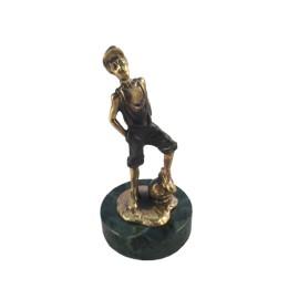 Ручка для печати «Футболист»