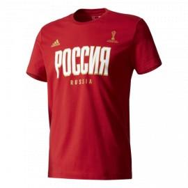Футболка мужская Сборная России Adidas