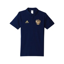 Поло синее Сборная России AI4346