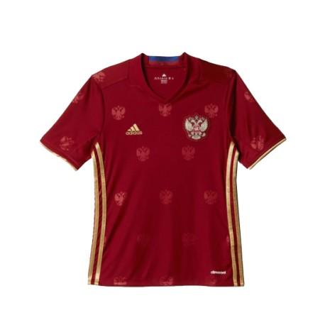 Детская футболка Сборная России Adidas (домашняя форма)