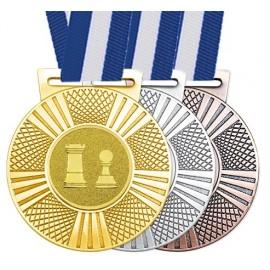 Медаль с лентой M342-K