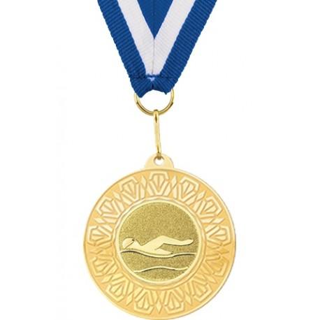 Медаль с лентой M345-K