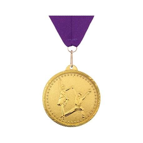 Медаль с лентой M317-K