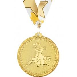 Медаль с лентой M318-K