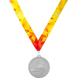 Медаль с лентой M299-K