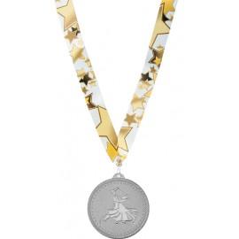Медаль с лентой M318-K M318-K