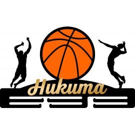 Медальница Баскетбол NN446