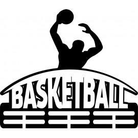 Медальница Баскетбол NN447