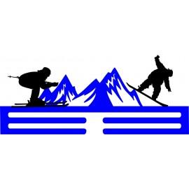 Медальница Лыжи NN449