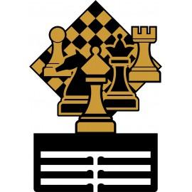 Медальница Шахматы NN461