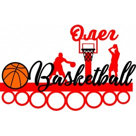 Медальницы Баскетбол NN445