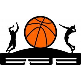 Медальница Баскетбол NN474