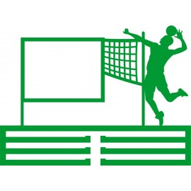 Медальница Волейбол NN309