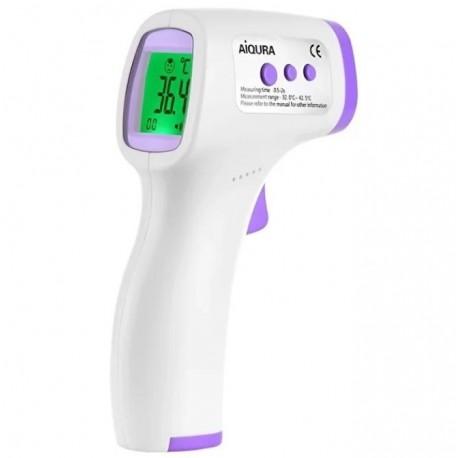Инфракрасный бесконтактный термометр termo_AD801