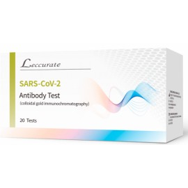 Экспресс-тест на антитела Leccurate SARS-CoV-2 Antibody Test (2