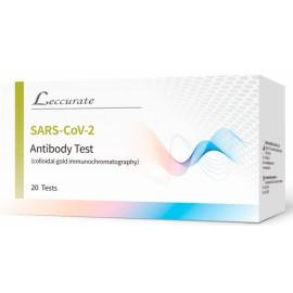 Экспресс-тест на антитела Leccurate SARS-CoV-2 Antibody Test (3